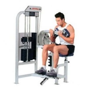 LIFE FITNESS PRO SERIES 1 ABDOMINAL