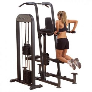 FCD-STK WEIGHT ASSISTED CHIN-DIP MACHINE