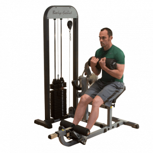 GCAB STK AB BACK MACHINE W / 95 KG STACK