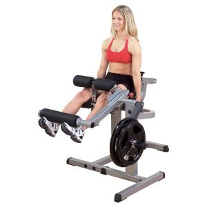 GCEC340 CAM SERIES LEG EXTENSION & CURL