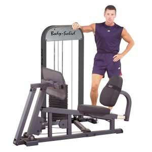 GLP STK LEG PRESS W / 95 KG STACK