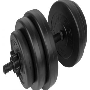 CL354 VINYL DUMBBELL SET 15, 28 OF 30 KG