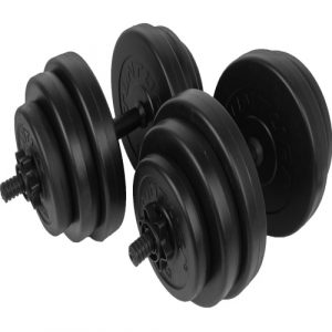 CL355 VINYL DUMBBELL SET 30 KG