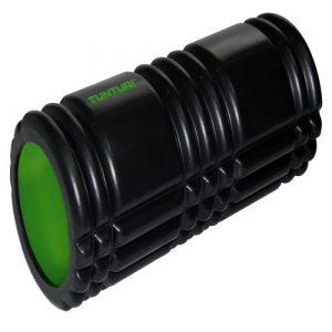 YO013-014 GRID FOAM ROLLER BLACK