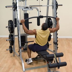 GLA348 LAT ATTACHMENT FOR SERIES 7 SMITH MACHINE