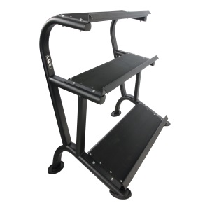 LMX 1014 HEXAGON 3-TIER DUMBBELL RACK